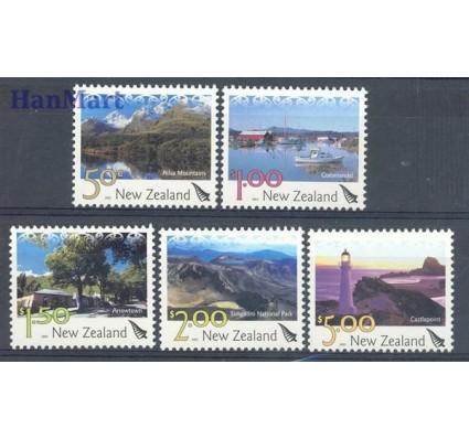 Nowa Zelandia 2003 Mi 2085-2089 Czyste **