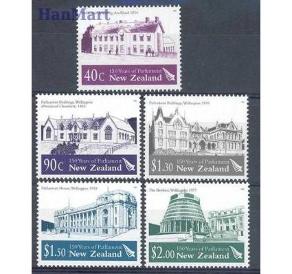 Nowa Zelandia 2004 Mi 2153-2157 Czyste **