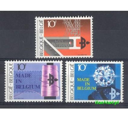 Belgia 1983 Mi 2155-2157 Czyste **