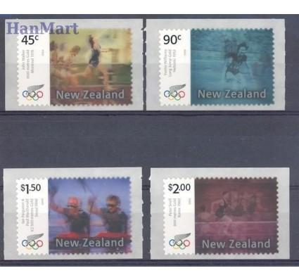 Znaczek Nowa Zelandia 2004 Mi 2201-2204 Czyste **