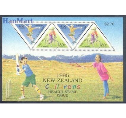 Nowa Zelandia 1995 Mi bl 48 Czyste **