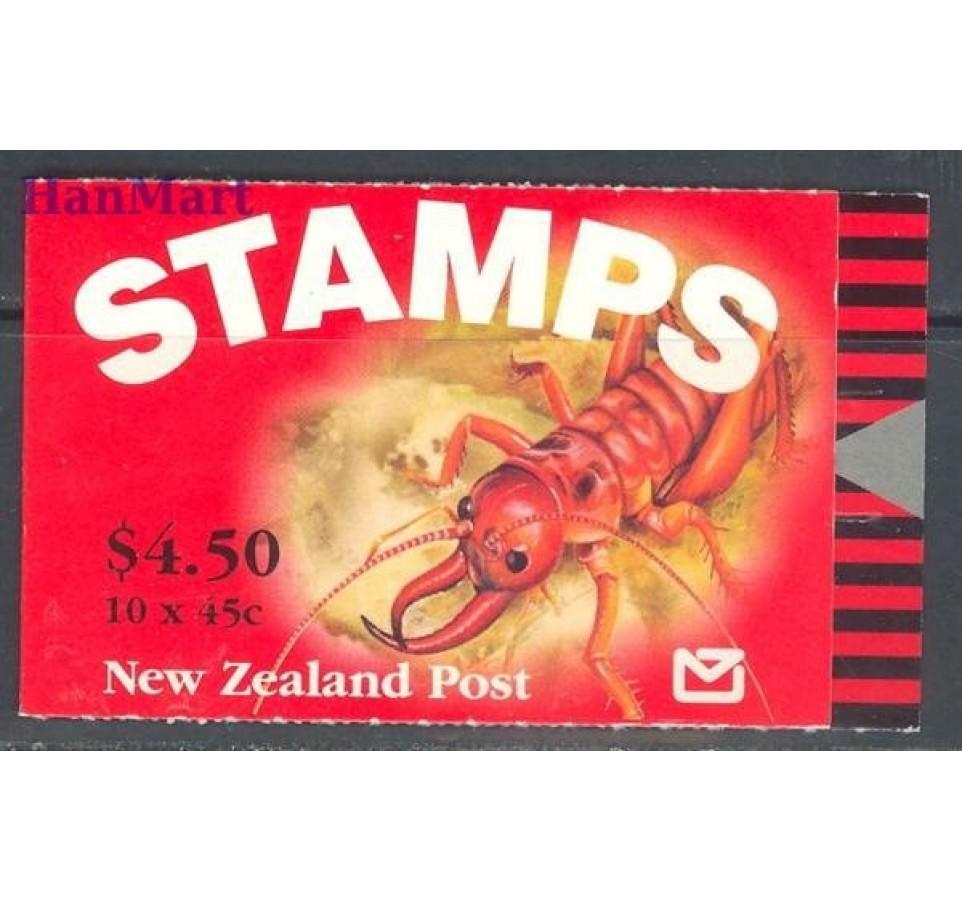 Nowa Zelandia 1993 Mi mh 1294 Czyste **
