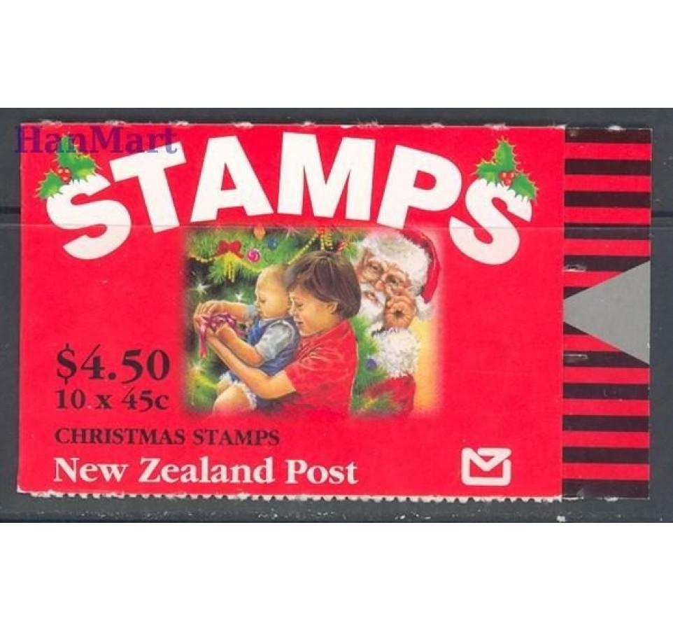 Nowa Zelandia 1994 Mi mh 1376 Czyste **