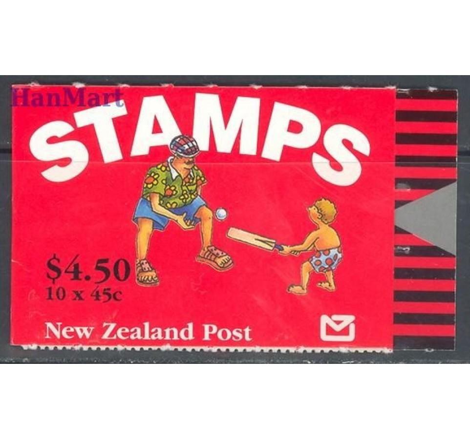 Nowa Zelandia 1994 Mi 1383-1392 Czyste **
