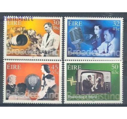 Znaczek Irlandia 2001 Mi 1313-1316 Czyste **
