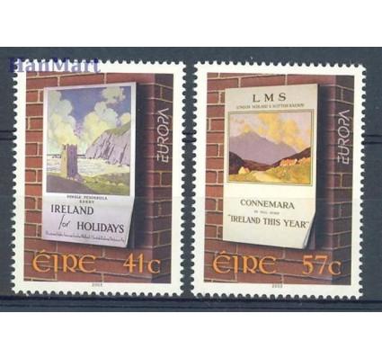 Znaczek Irlandia 2003 Mi 1499-1500 Czyste **