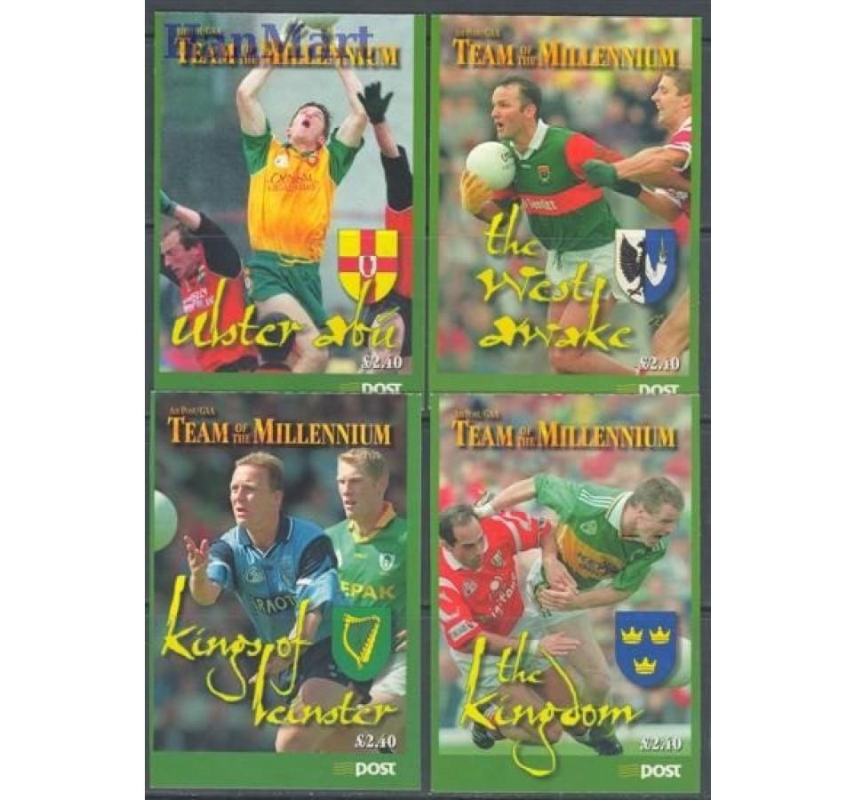 Irlandia 2004 Mi mh 1165-1179 Czyste **