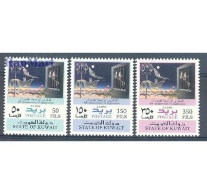 Kuwejt 1994 Mi 1379-1381 Czyste **