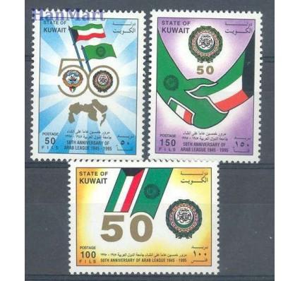 Kuwejt 1995 Mi 1409-1411 Czyste **