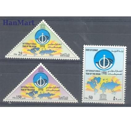 Znaczek Kuwejt 1998 Mi 1581-1583 Czyste **