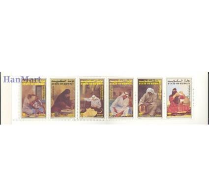 Kuwejt 1998 Mi 1590-1595 Czyste **