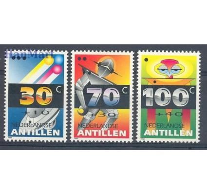 Antyle Holenderskie 1992 Mi 759-761 Czyste **