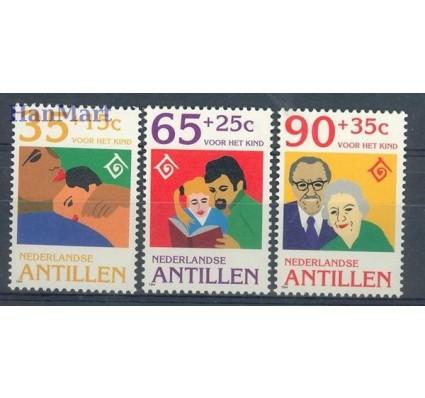 Antyle Holenderskie 1994 Mi 818-820 Czyste **