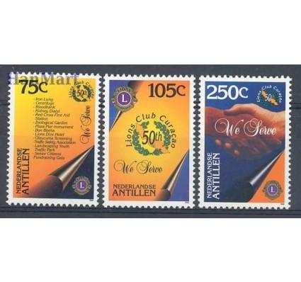 Antyle Holenderskie 1996 Mi 857-859 Czyste **