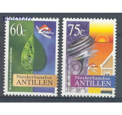 Antyle Holenderskie 1996 Mi 860-861 Czyste **