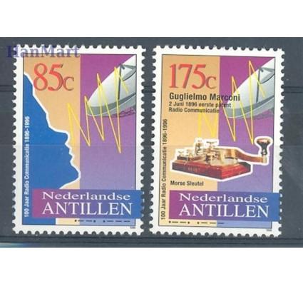 Antyle Holenderskie 1996 Mi 862-863 Czyste **