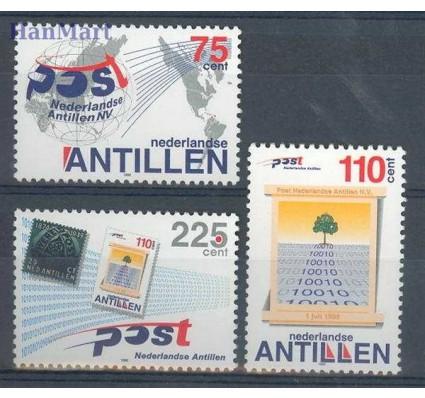 Antyle Holenderskie 1995 Mi 971-973 Czyste **