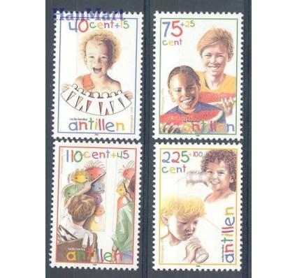 Antyle Holenderskie 1998 Mi 983-986 Czyste **