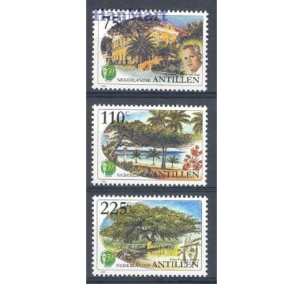 Antyle Holenderskie 1999 Mi 991-993 Czyste **