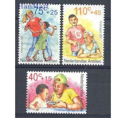 Antyle Holenderskie 2001 Mi 1123-1125 Czyste **