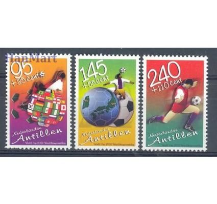 Antyle Holenderskie 2002 Mi 1143-1145 Czyste **
