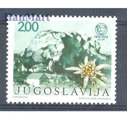 Jugosławia 1974 Mi 1568 Czyste **