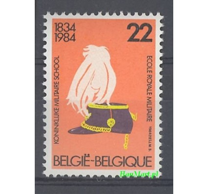 Znaczek Belgia 1984 Mi 2186 Czyste **