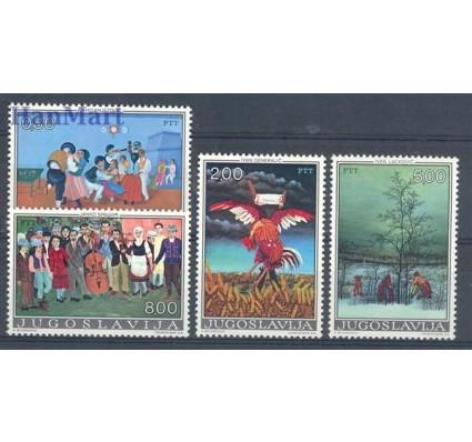Znaczek Jugosławia 1974 Mi 1569-1572 Czyste **