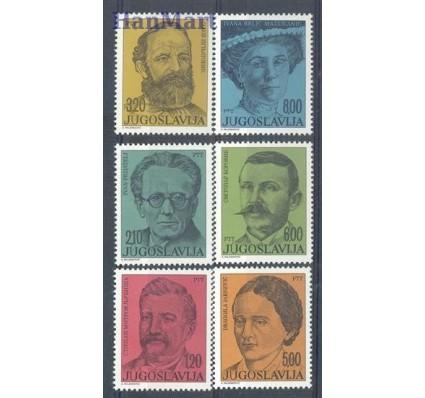 Jugosławia 1975 Mi 1609-1614 Czyste **