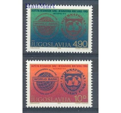 Jugosławia 1979 Mi 1802-1803 Czyste **