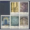 Jugosławia 1979 Mi 1809-1813 Czyste **