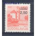 Jugosławia 1980 Mi 1842 Czyste **