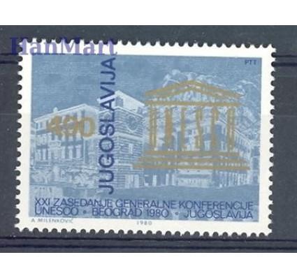 Jugosławia 1980 Mi 1853 Czyste **