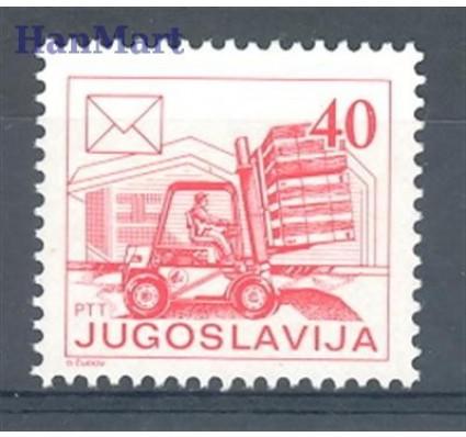 Jugosławia 1986 Mi 2186A Czyste **