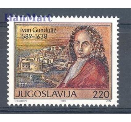 Znaczek Jugosławia 1989 Mi 2326 Czyste **