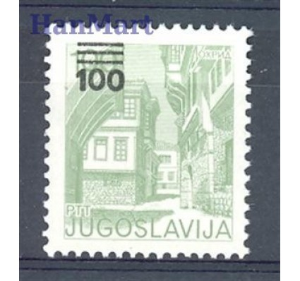 Znaczek Jugosławia 1989 Mi 2338C Czyste **