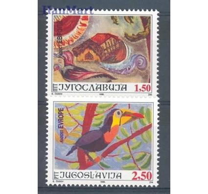 Znaczek Jugosławia 1996 Mi 2791-2792 Czyste **