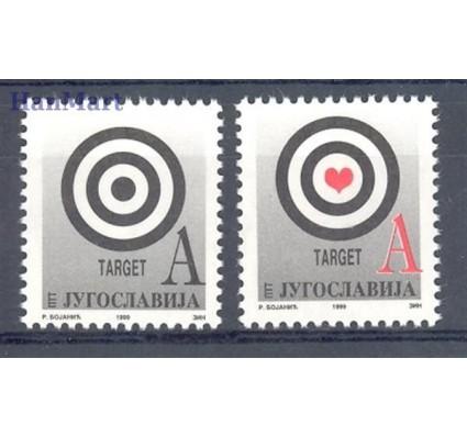 Znaczek Jugosławia 1999 Mi 2906-2907 Czyste **