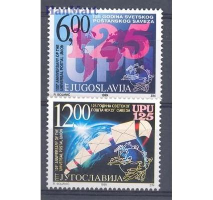 Znaczek Jugosławia 1999 Mi 2926-2927 Czyste **