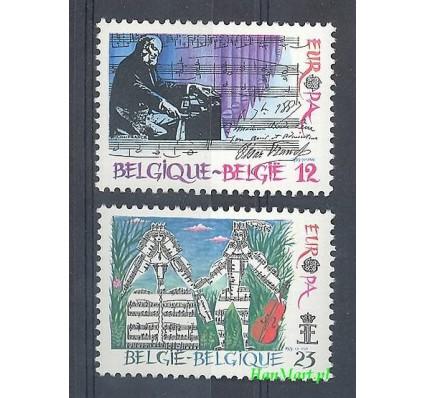 Belgia 1985 Mi 2227-2228 Czyste **