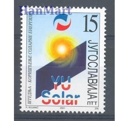 Jugosławia 2001 Mi 3039 Czyste **