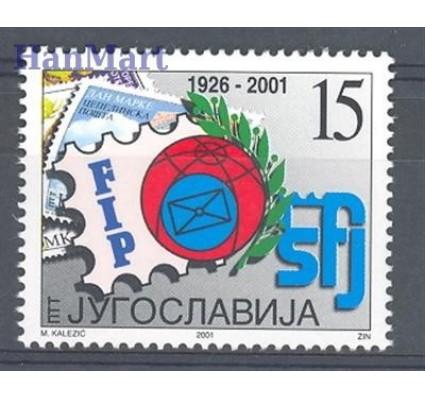 Jugosławia 2001 Mi 3046 Czyste **