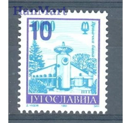 Znaczek Jugosławia 2002 Mi 3097 Czyste **