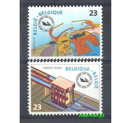 Belgia 1985 Mi 2229-2230 Czyste **