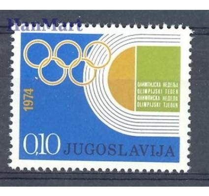 Znaczek Jugosławia 1974 Mi zwa 47 Czyste **
