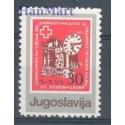 Jugosławia 1987 Mi zwa 135 Czyste **