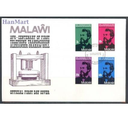 Malawi 1976 Mi 259-262 FDC