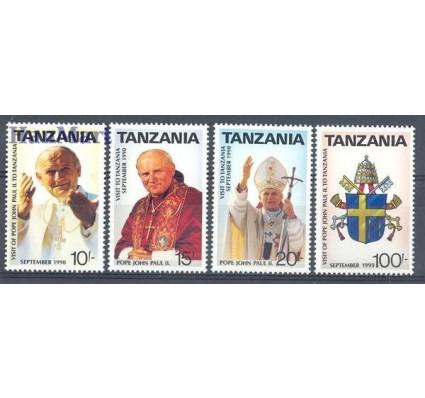 Znaczek Tanzania 1990 Mi 694-697 Czyste **