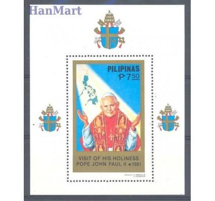 Znaczek Filipiny 1981 Mi bl 15 Czyste **