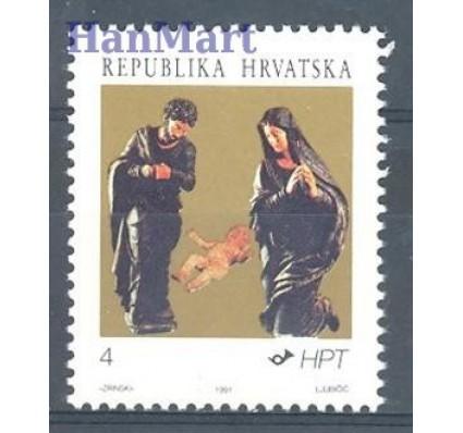 Chorwacja 1991 Mi 184 Czyste **